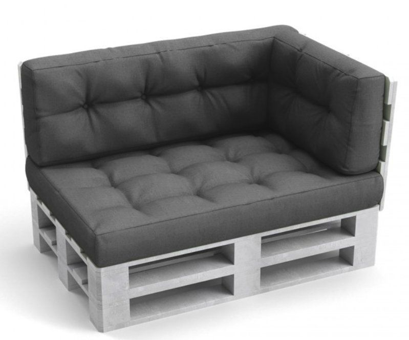 Pallet cushions, pallet cushions for outdoor use, seat for Euro pallet cushions ...#cushions #euro #outdoor #pallet #seat