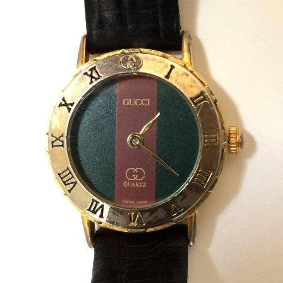gucci quartz. gucci quartz watch ladies 9000l series vintage by pascalvintage, $85.00 pinterest