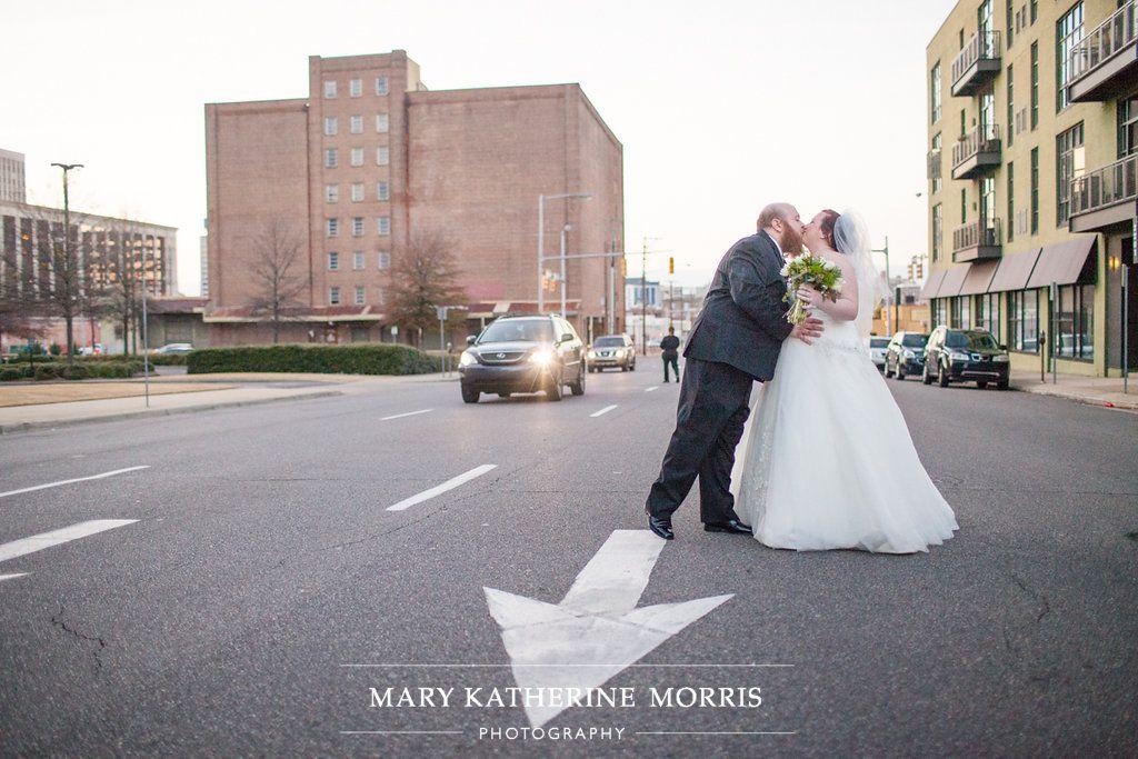Jenkins Wedding Ceremony at Iron City Mary Katherine