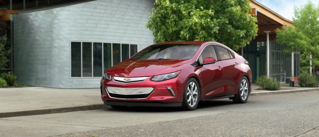 2018 Chevy Volt Red With More Colors Full Car Available At