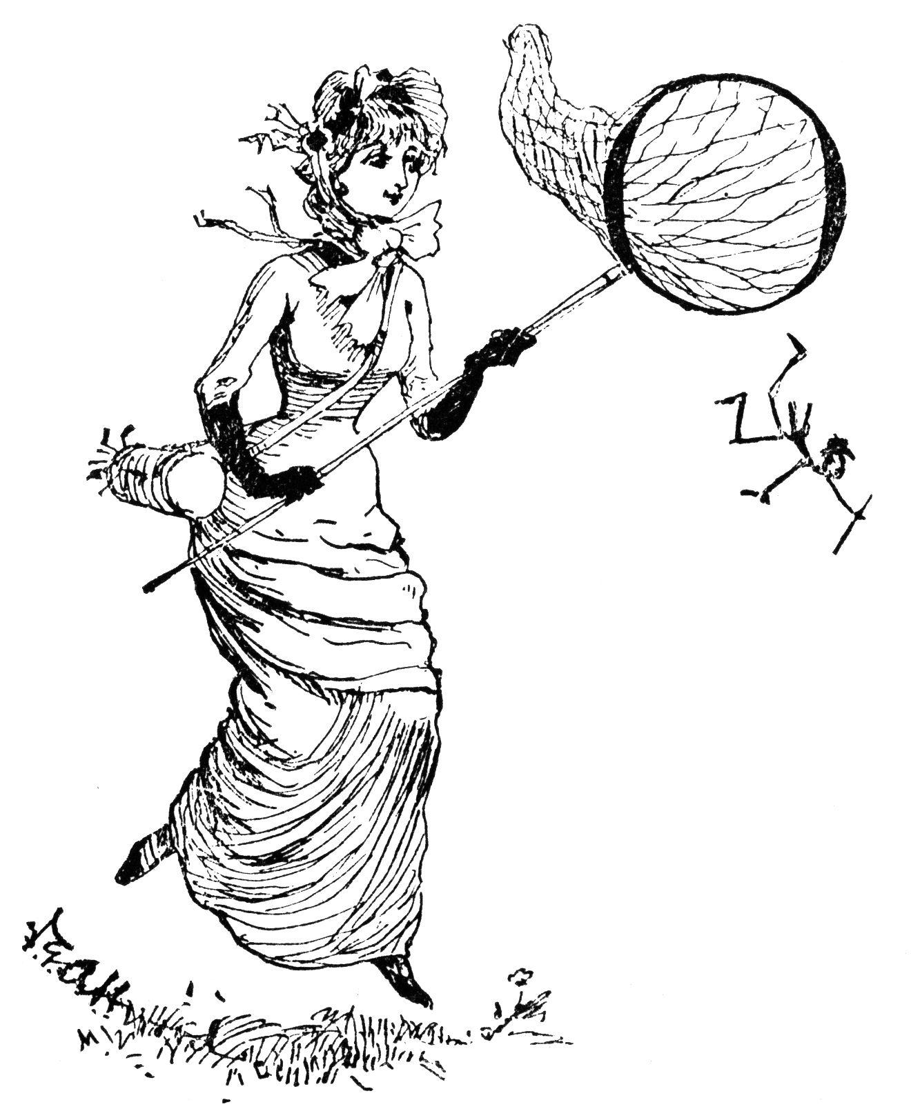 victorian clipart [ 1320 x 1624 Pixel ]