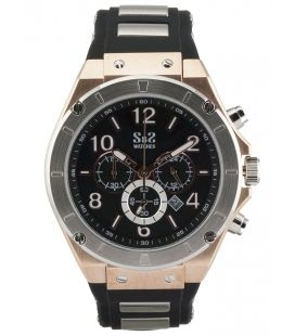Reloj S&S Mod. R-R-S-1905-OS2A Negro