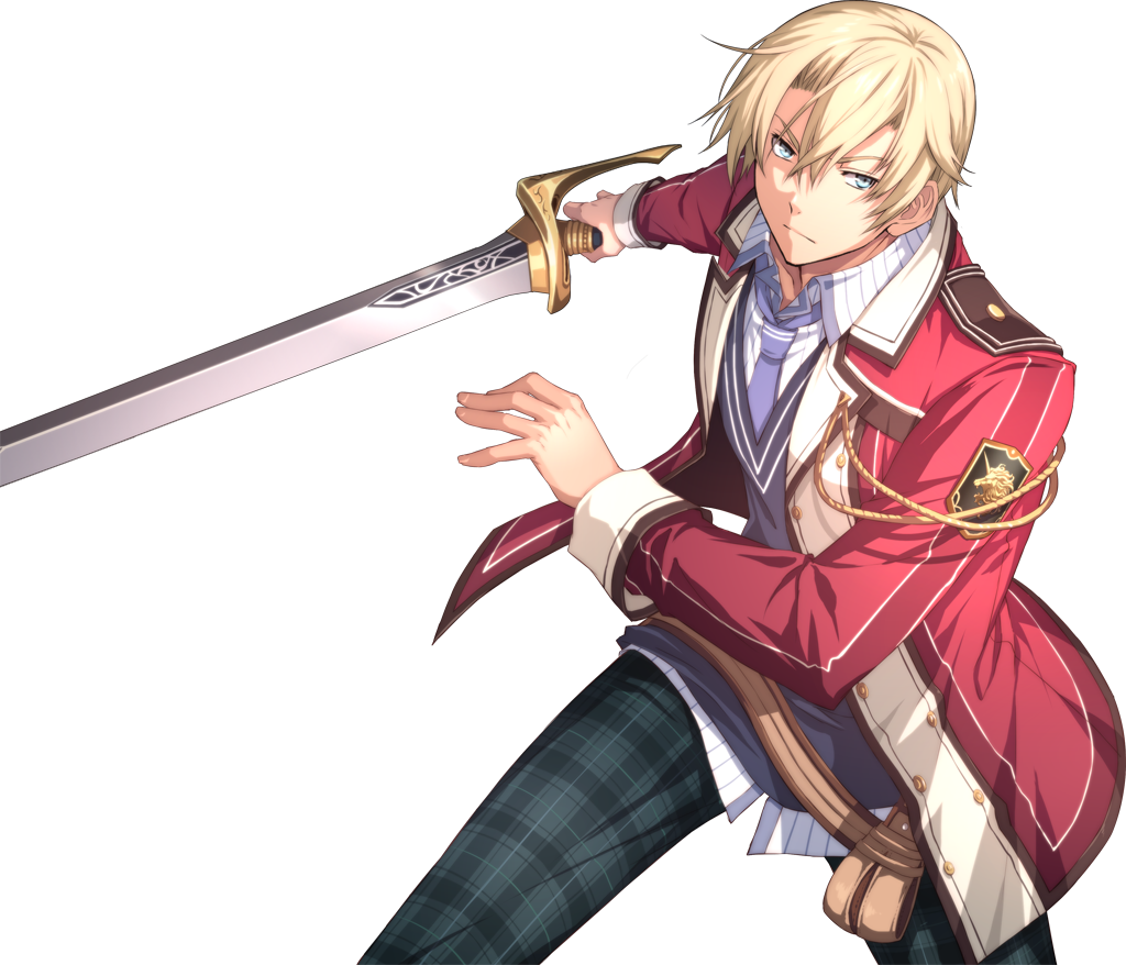 Jusis Albarea in 2020 Trails of cold steel, The legend