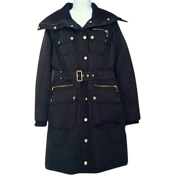 Pre-owned Mango M.n.g By Military Trench Trench Coat ($130 ...