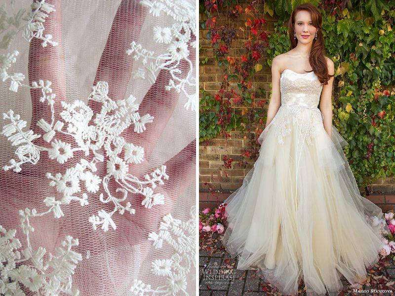 List of the Trendiest Wedding Dress Material and Fabrics | Wedding ...