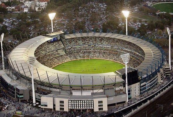 Mcg Wikisaints A St Kilda Saints Wiki Fandom Powered By Wikia Melbourne Cricket Ground Melbourne Biggest Stadium