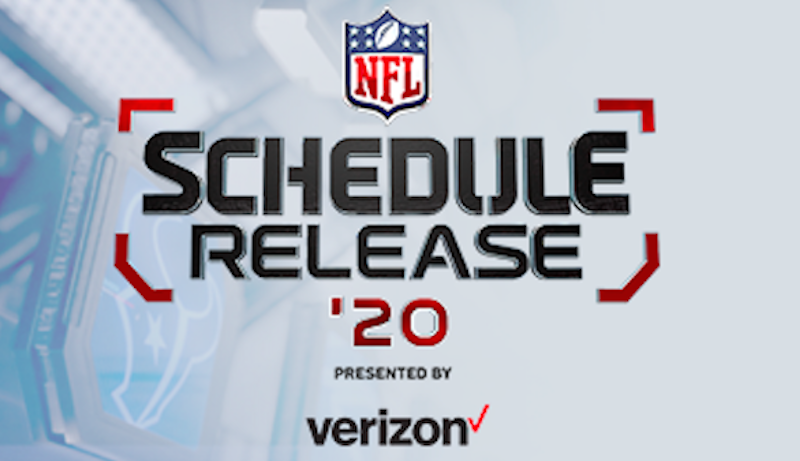 How To Watch The 2020 Nfl Network Schedule Release Live Online On Roku Apple Tv Fire Tv Ios And Android Nfl Network Fire Tv Apple Tv