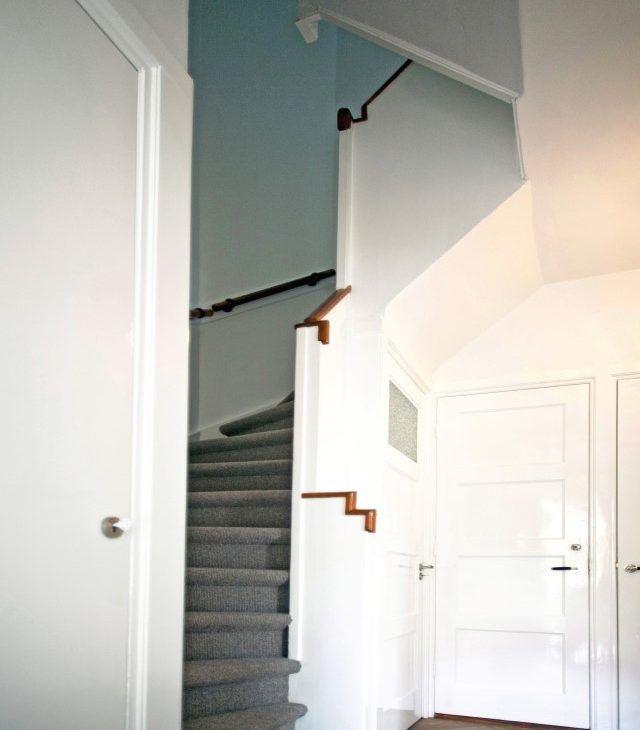 trap jaren 30 details wit ruimtelijk 640x730   Inspiratie   Jaren ...