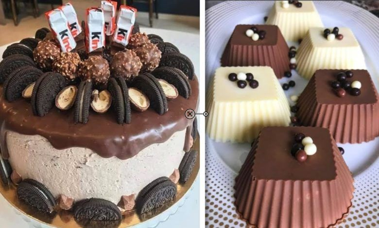 Chocolate Cake Decoration Ideas At Home In 2020 Cake Recipes At