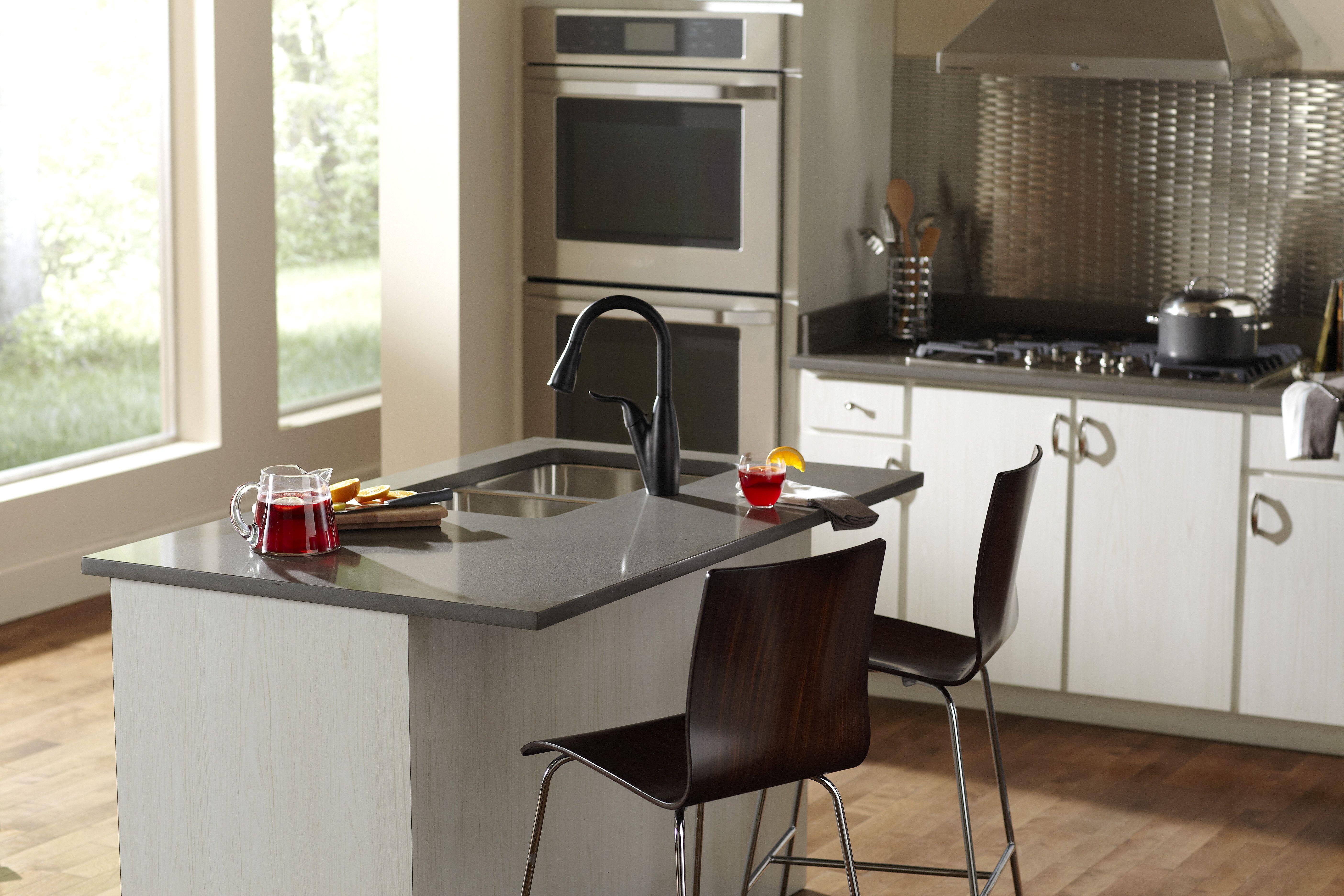 Silestone ALTAIR | Kitchen Silestone by Cosentino | Pinterest