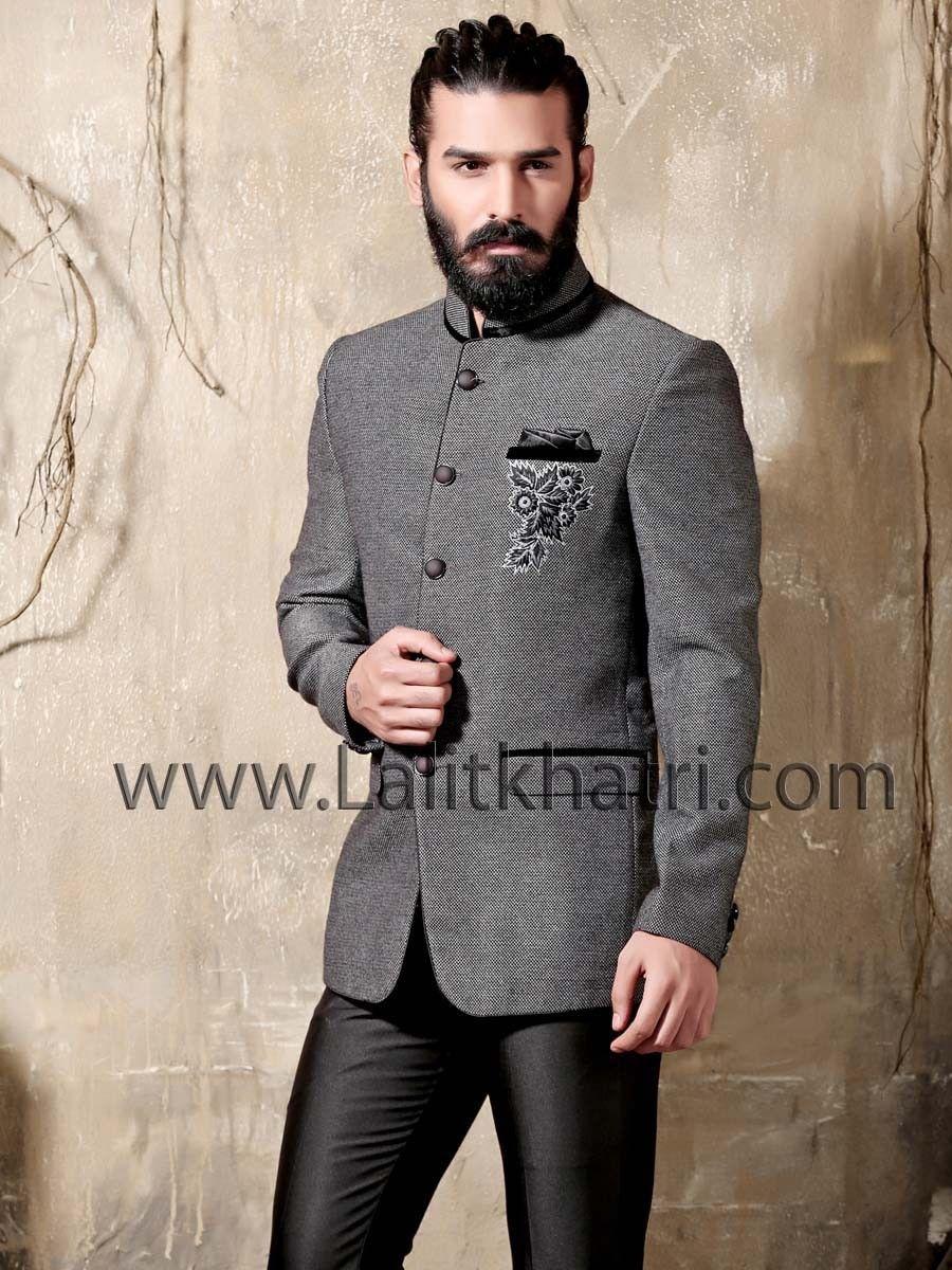 Jodhpuri With Trouser | IndoWestern | Pinterest | Mens designer ...