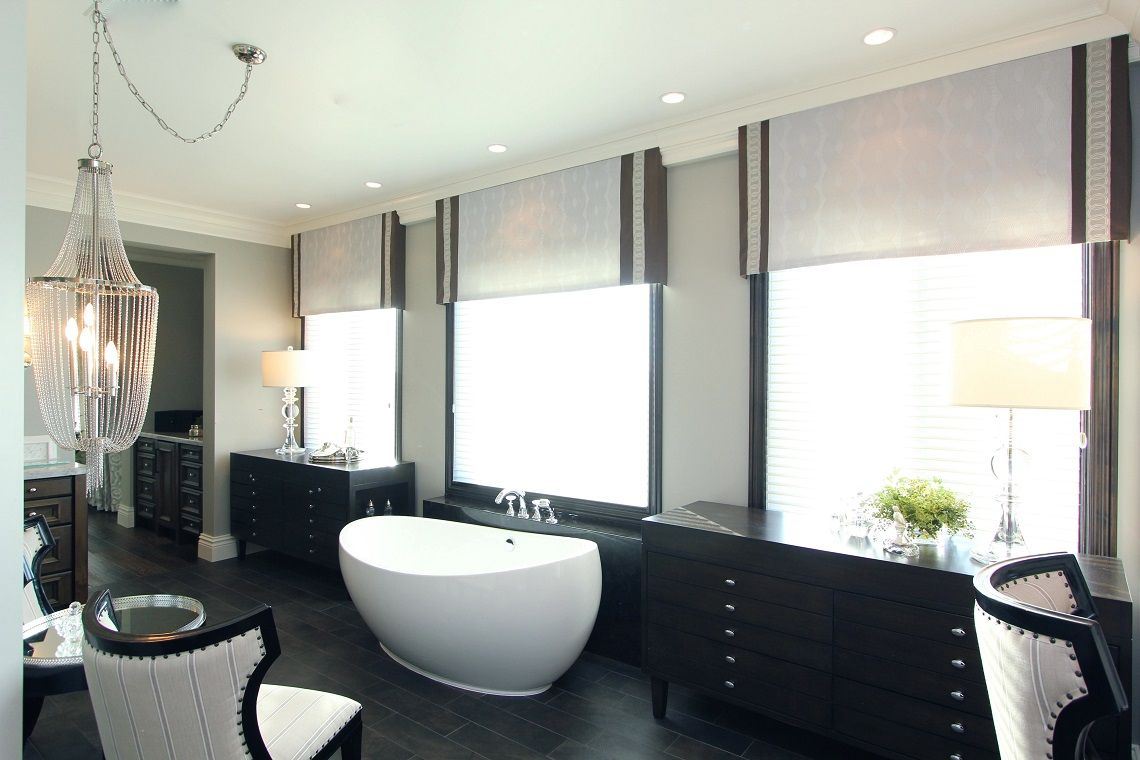 Best Master Bathroom Designs Alluring Hamptons Inspired Luxury Home Master Bathroom Robeson Design Design Inspiration