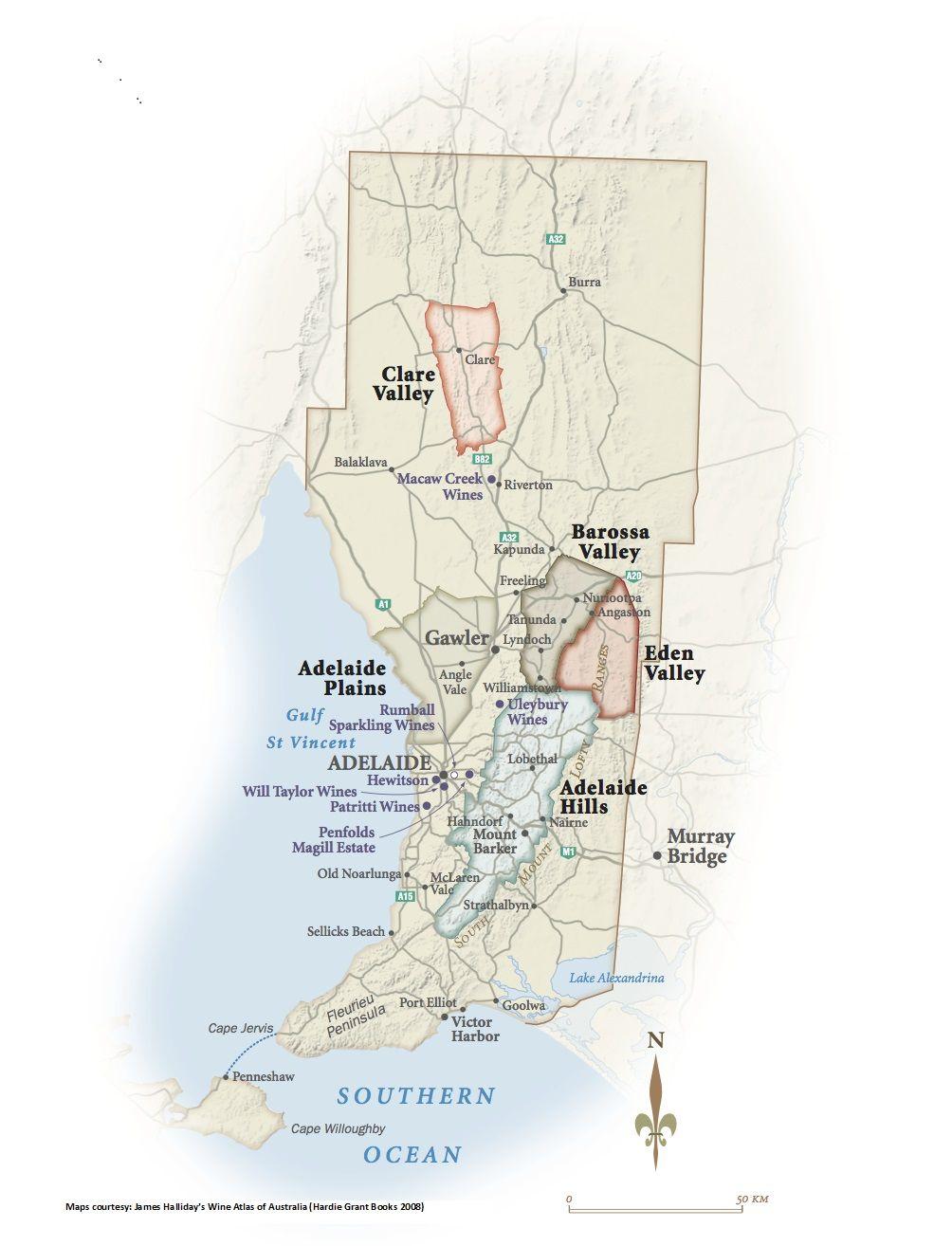 Australia Map Google.Barossa Valley Map Google Search Wine Regions Adelaide South