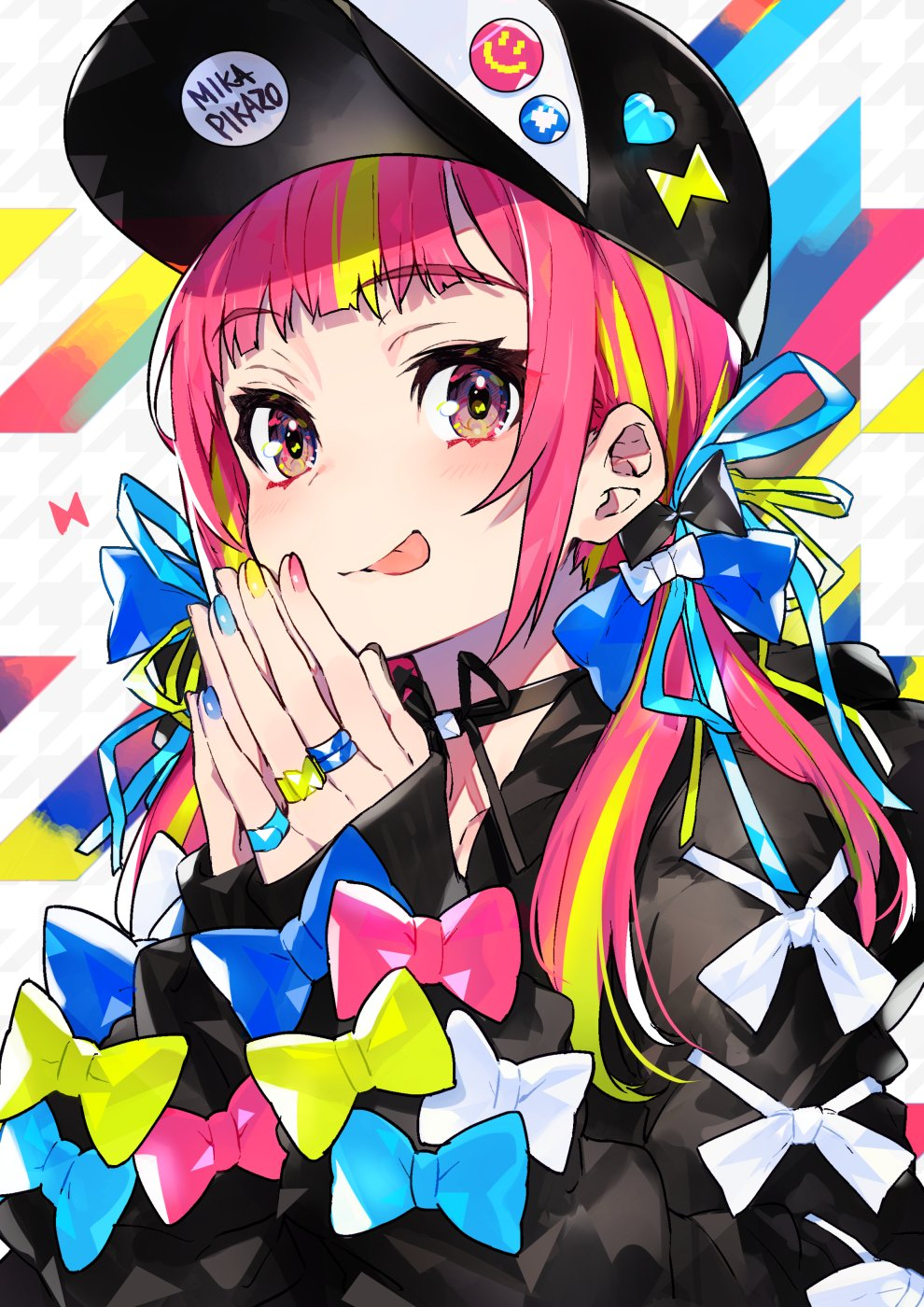 Mika Pikazo🚀PARCO全国ツアー on【2020】 アニメファンアート, キュートなアート, アニメ