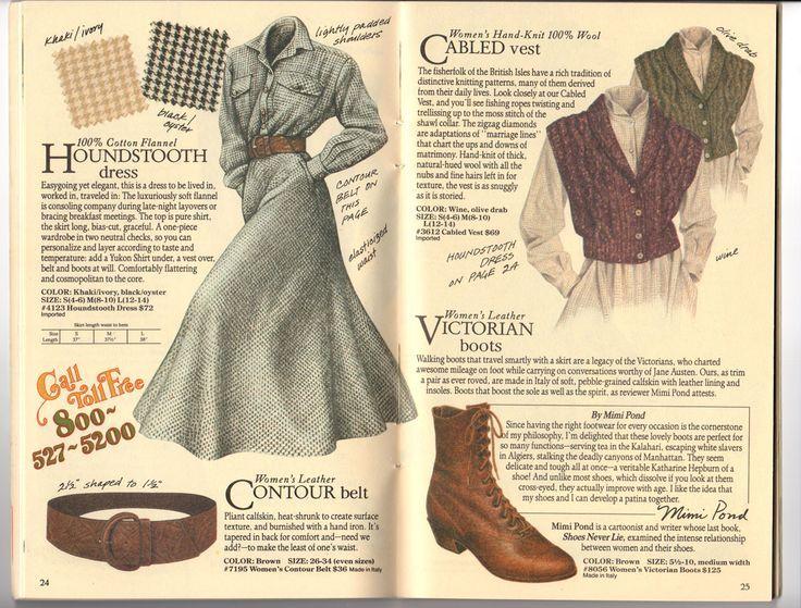 J Peterman Catalog Пошук Google Old Art Fashion