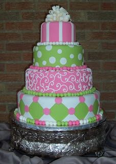 Love this darling cake!