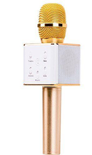 Huayang Wireless Karaoke Microphone Bluetooth handheld