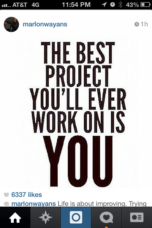 The best project...
