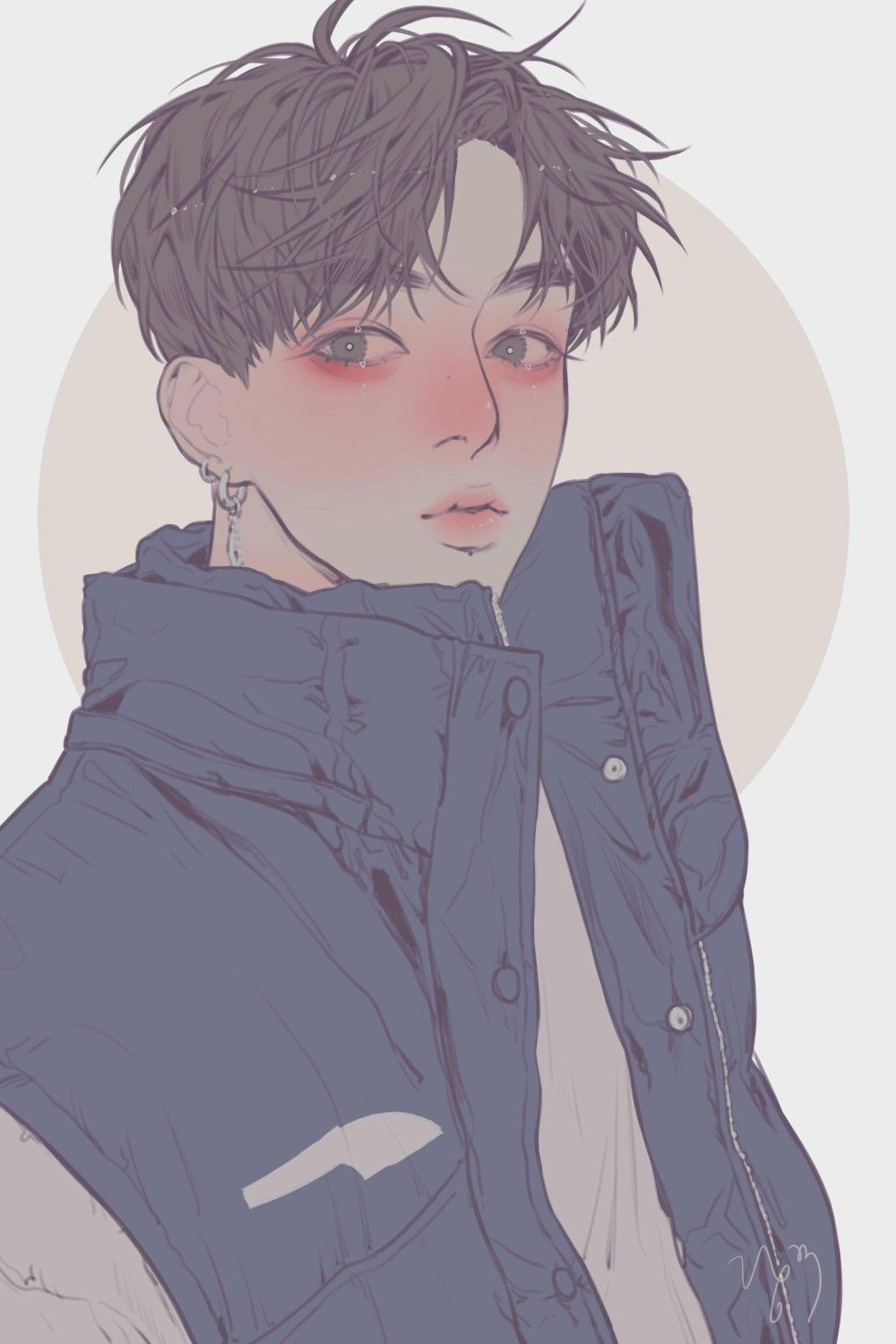 Idea By Jenny Heath On Bts Fandom Jungkook Fanart Boy Art Bts