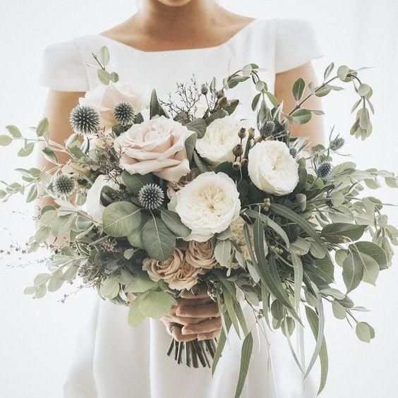 Gorgeous Wedding Trends You Can Expect To See in 2019 | Wedding trends, Floral wedding, Wedding flow
