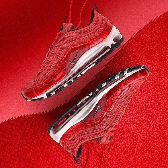 The Air Max 97 CR7 University Red will hit US SNKRS on Apr 24 after ... e02d33e5e