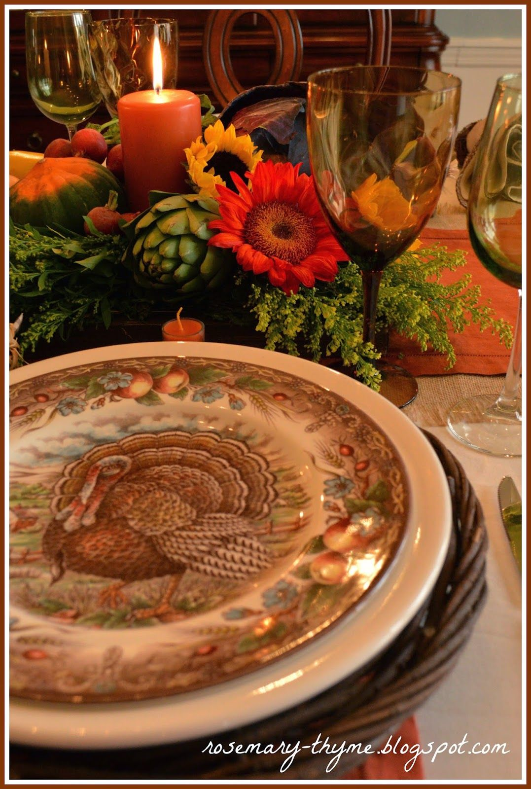 Happy Thanksgiving To You All