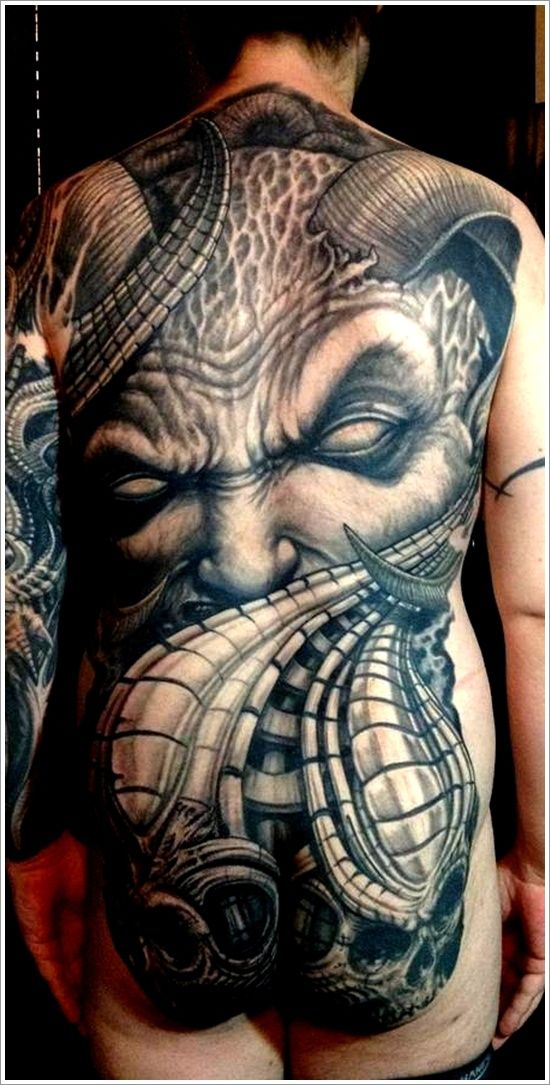 26 Demonic Tattoos - Do You Believe In Their Meanings ...