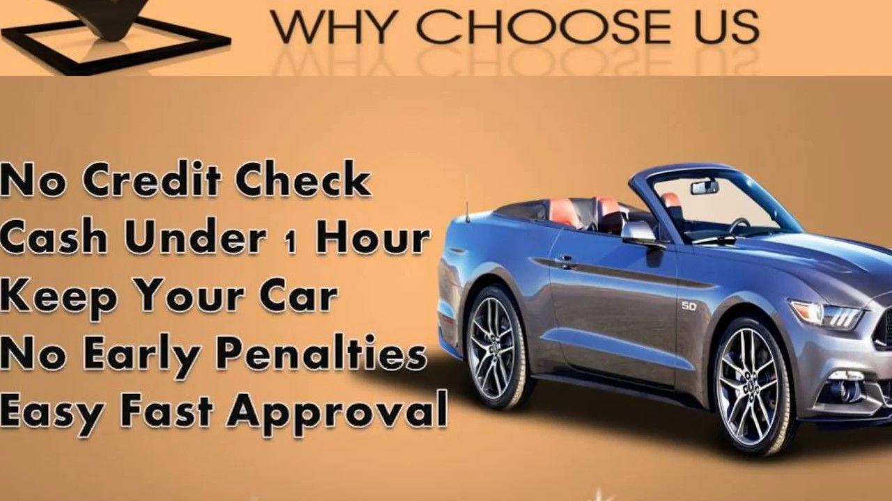 Same day Cash Car title Loans Provides quick cash loan