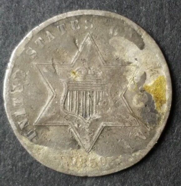 1859 3c Silver Three-Cent Piece, Trime …http://high-class-last-minute-offer.newoffers.info/buy/01/?query=131611827153…