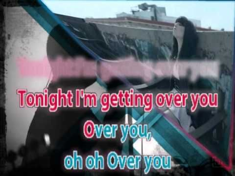 Tonight i'm getting over you - Carly Rae Jepsen - Karaoke Instrumental