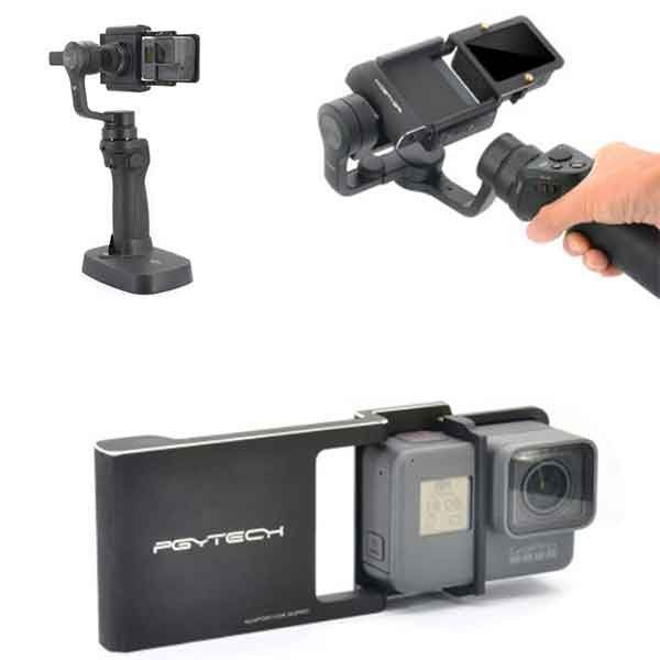 Pgytech Gopro Adapter For Dji Osmo Mobile