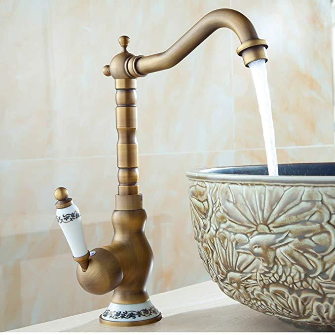 Suguword Design Mischbatterie Bad Wasserhahn Badarmatur