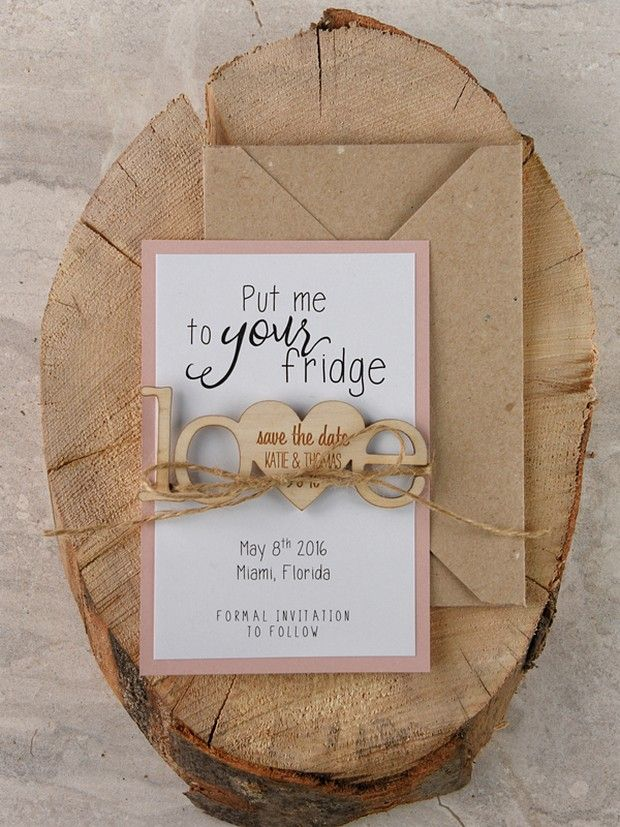 15 Save the Date Cards to Send Soon | Pinterest | Florals, Weddings ...
