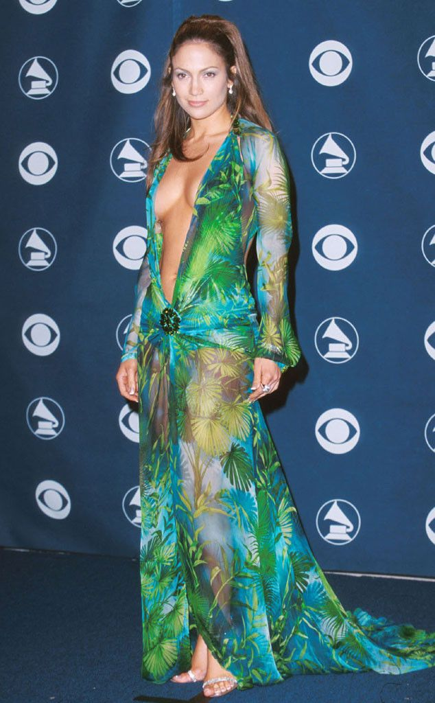 Jennifer Lopez and her infamous Grammys dress inspired a huge development from Google: image search. Thank you, thank you, thank you, J.Lo.