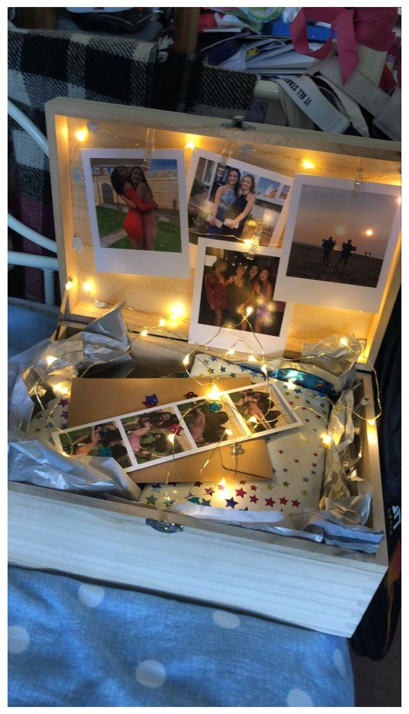 18th birthday gift box ideas
