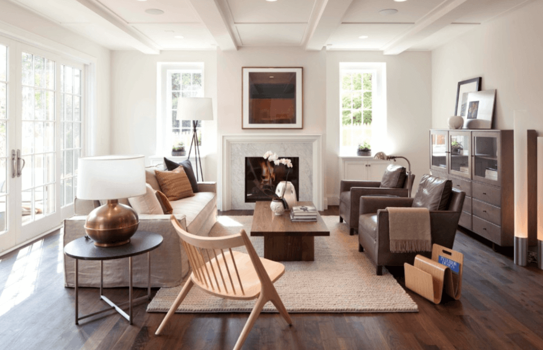 Entertaining Ideas To Decorate Your Living Room With Fun And Style Custom Living Rooms With Fireplaces Decorating Design