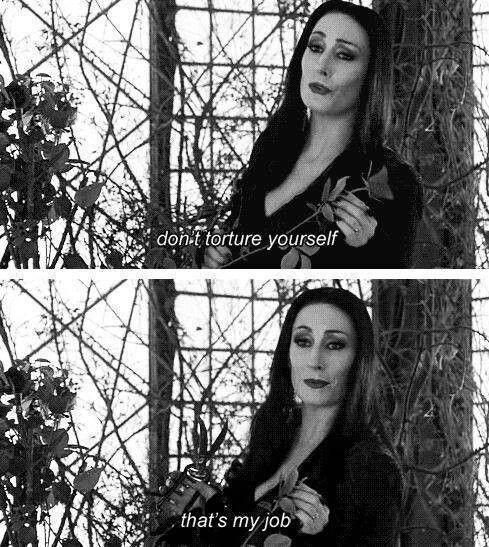 Mortitia Addams