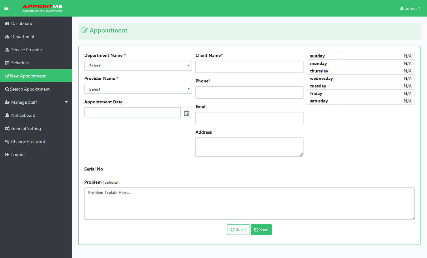 Appointme - Multipurpose Appointment Management | design