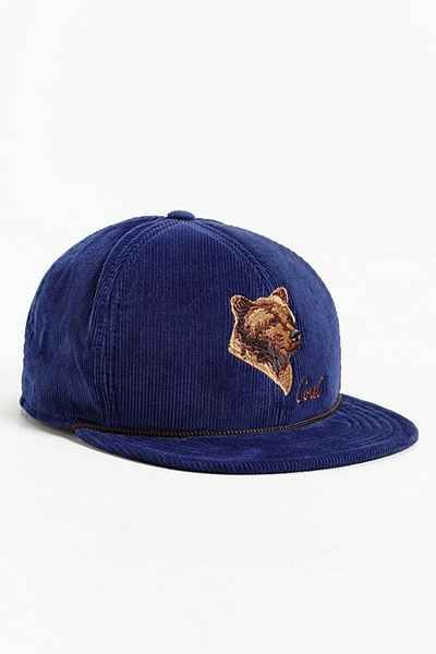 a8ad19dc030 Coal The Wilderness Corduroy Snapback Hat
