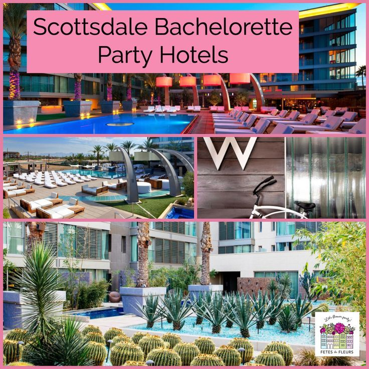 The 2019 Scottsdale Bachelorette Party Guide #bachelorettepartyideas