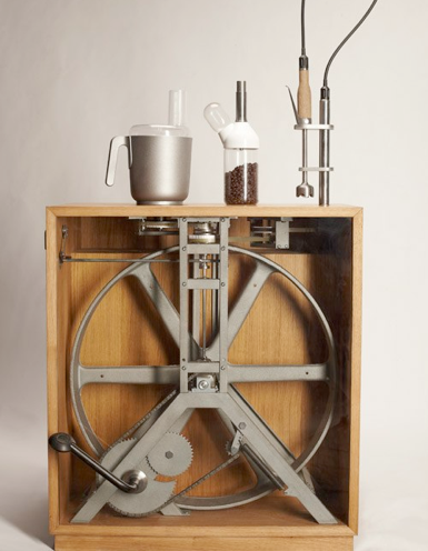 The human powered kitchen. | Sensing the Future | Pinterest ...