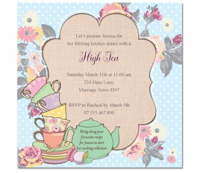10 Hen Party Weekend Invitations Cards Birthday Sister