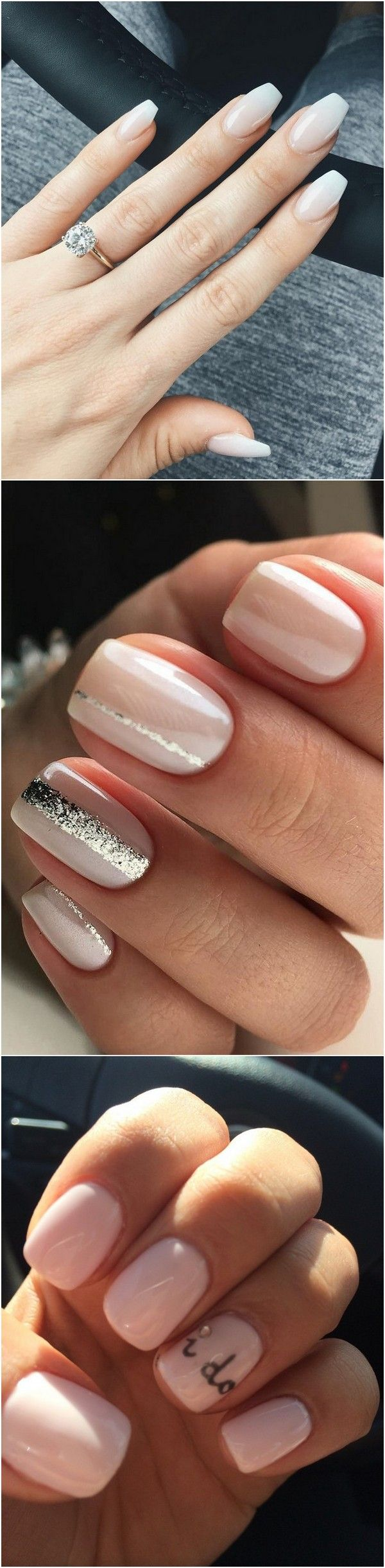 perfect bridal nail designs for your wedding day in claws
