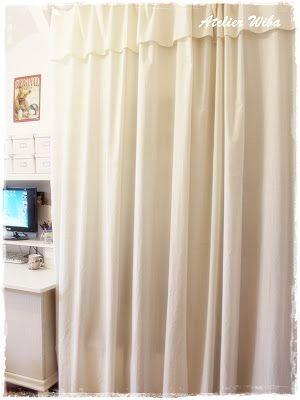 My sewing room - Atelier Wiba