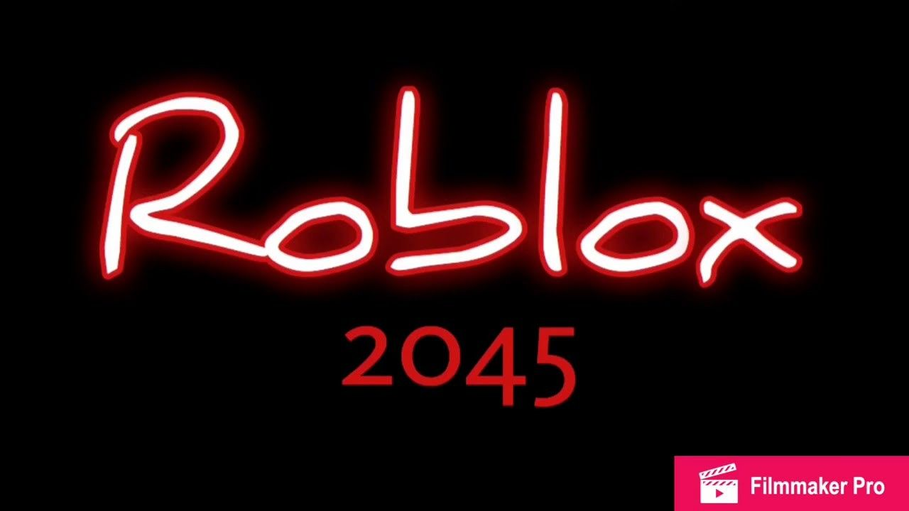 Roblox Logo 2 The History Of Roblox Logo 2 In 2020 Roblox History Neon Logo