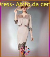 Photo of Mutter der Braut Kleid – Abito da Cerimonia Mama Sposa Mutter