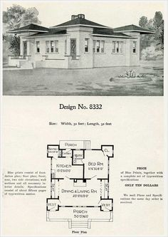 Plans For 1909 Radford Cement Home Cement House Vintage House Plans House Plans
