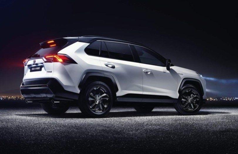 2020 Toyota Rav4 Hybrid New Concept Price Estimate Dengan Gambar