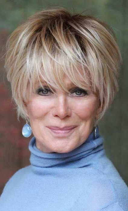 23 Latest Short Hairstyles for 2019 – Hairstyle Inspirations for Everyone - Street Style Inspiration #shorthairstylesforwomen