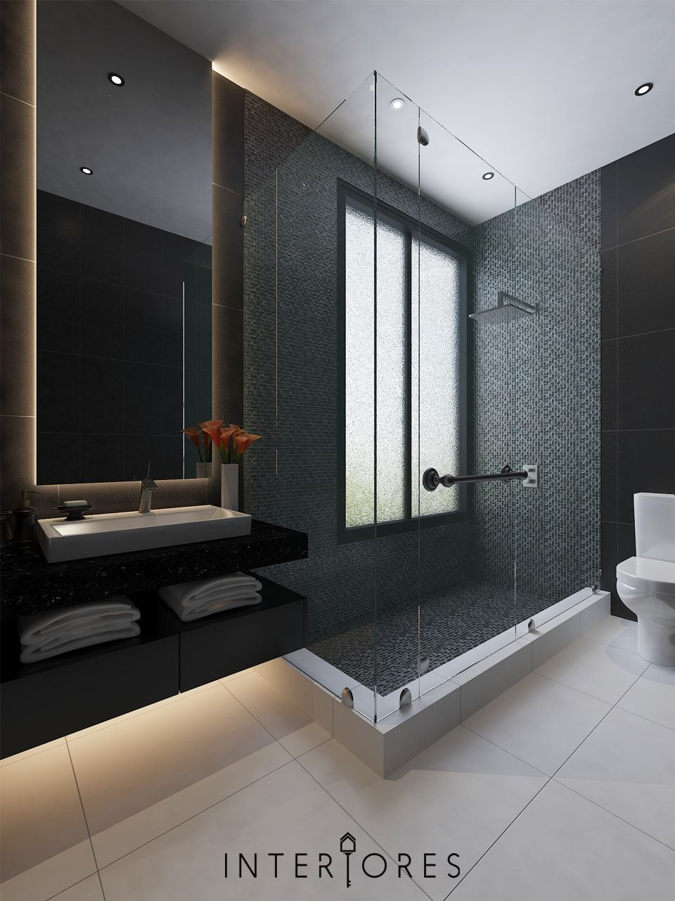 30 Minimalist Bathroom Wall Ceramic Models Modern Bathroom